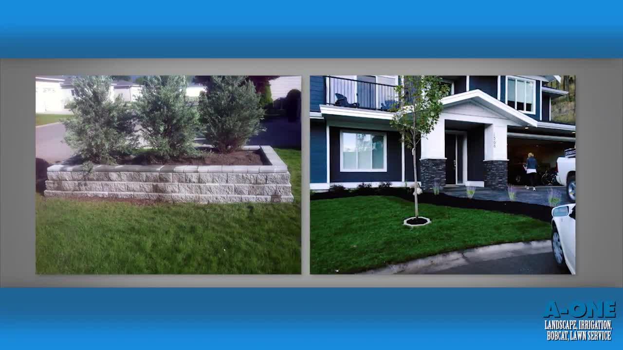 A-One Landscape & Lawn Services Ltd - Landscape Contractors & Designers - 250-717-6337