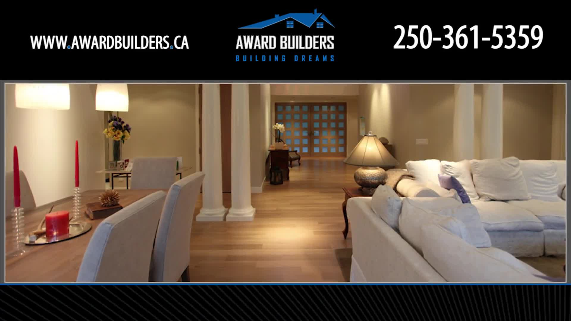 Award Builders Ltd - Building Contractors - 250-361-5359