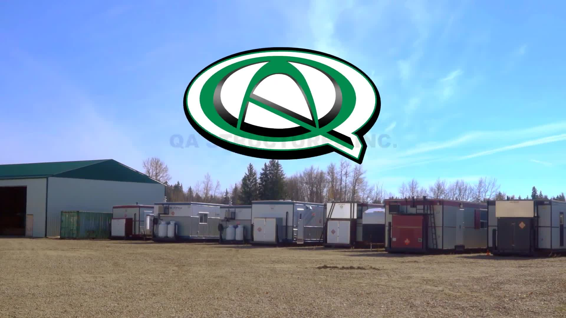 Q A Structures Inc - Mobile Offices - 403-885-5411