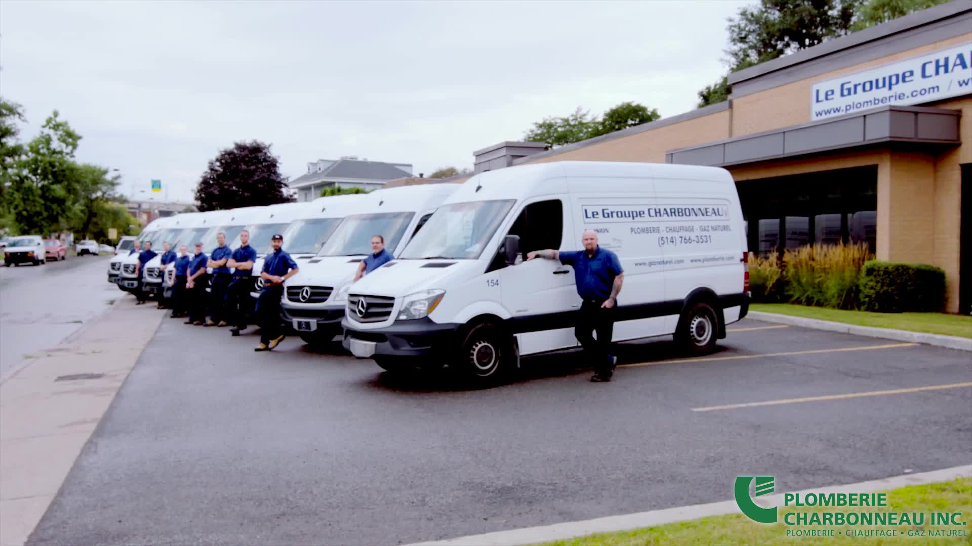 Plomberie Charbonneau Inc - Entretien et réparation d'appareils au gaz - 514-766-3531