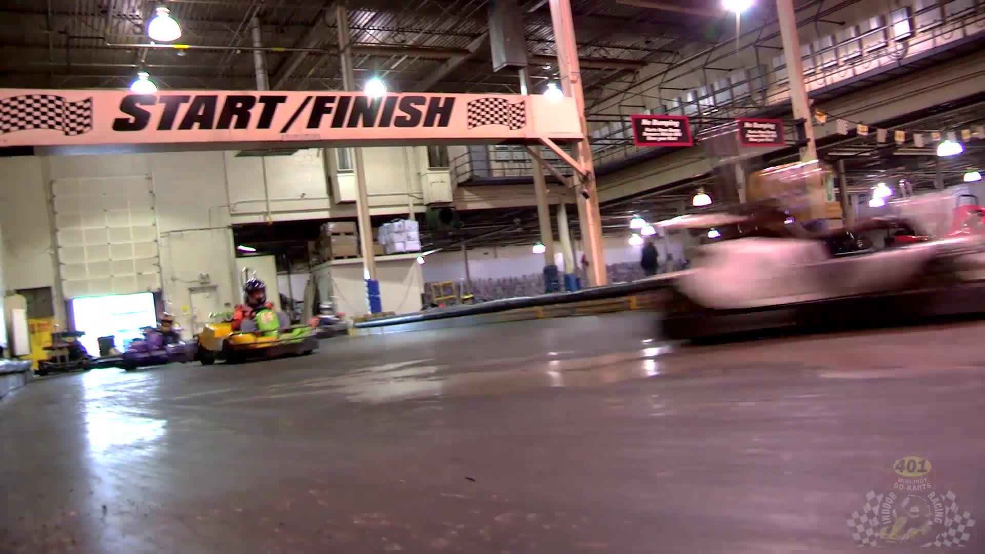 401 Mini-Indy Go-Karts - Go-karts & Karting Tracks - 416-614-6789