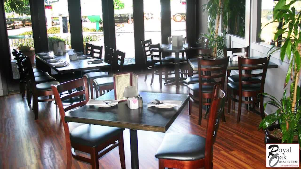 Royal Oak Pizza - Restaurants - 604-581-3330