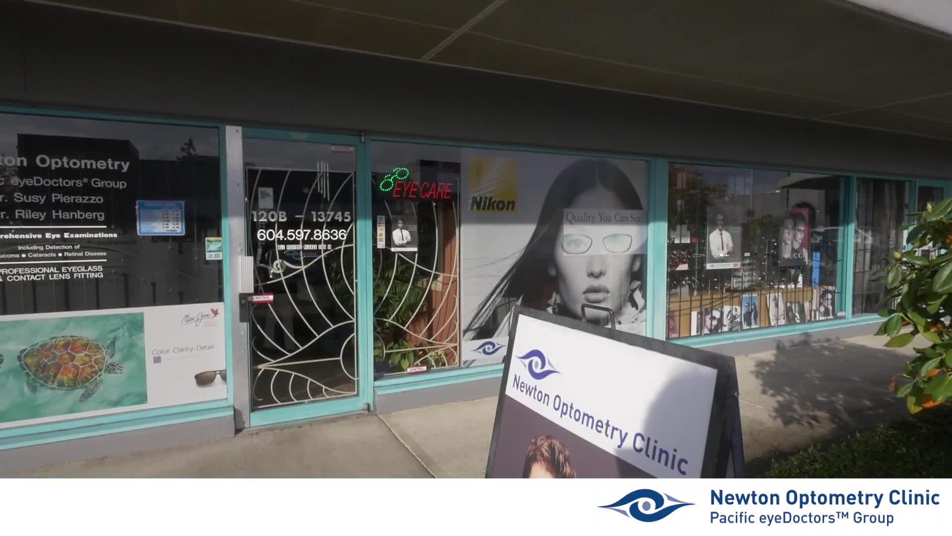 Newton Optometry Clinic - Optometrists - 604-597-8636