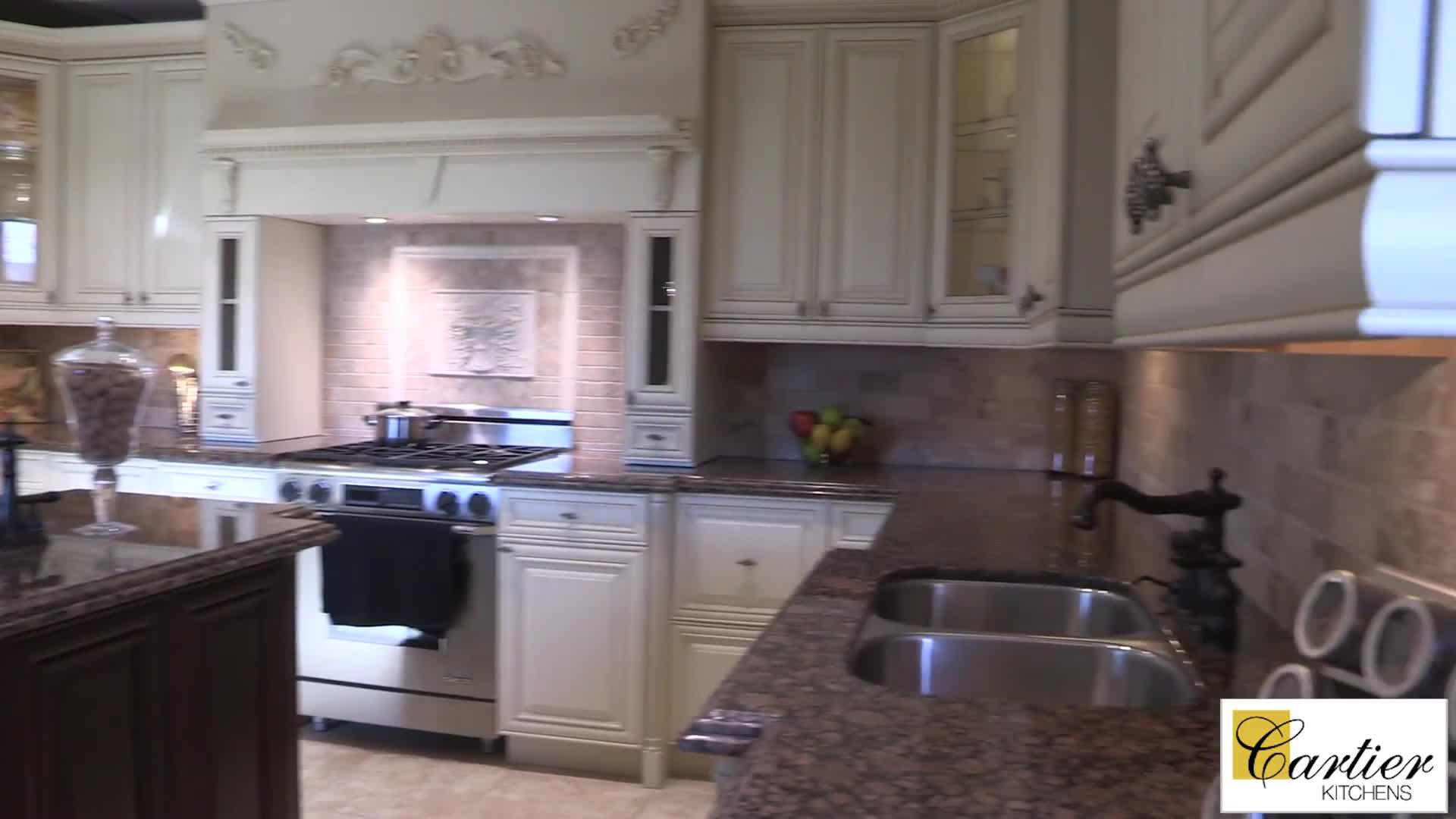 Cartier Kitchens & Baths - Kitchen Planning & Remodelling - 905-793-0063