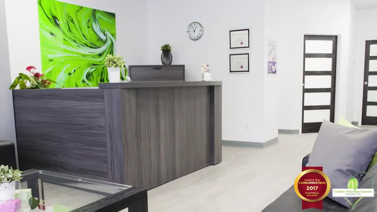 Centre Nouveau Sourire inc. - Traitement de blanchiment des dents - 4503143777