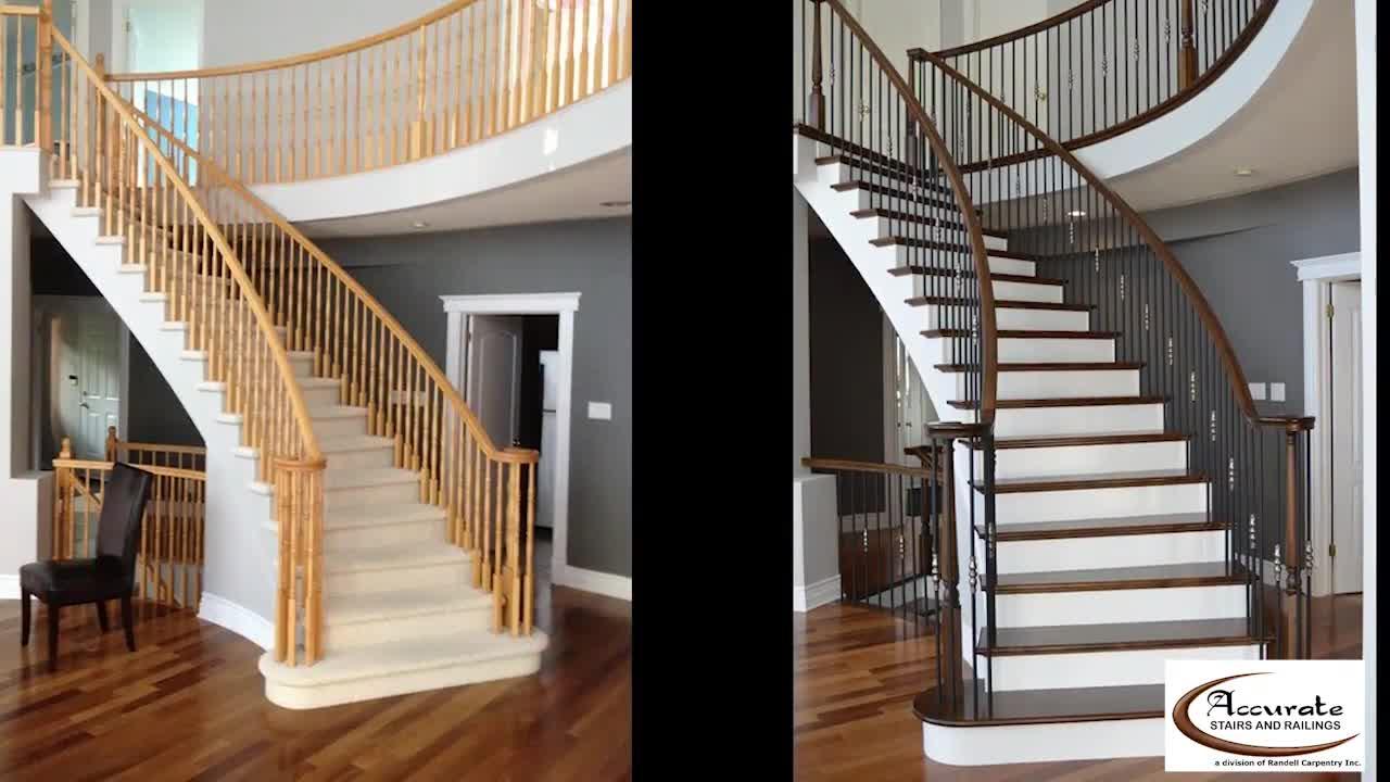 Accurate Stairs & Railings - Stair Builders - 613-747-0204