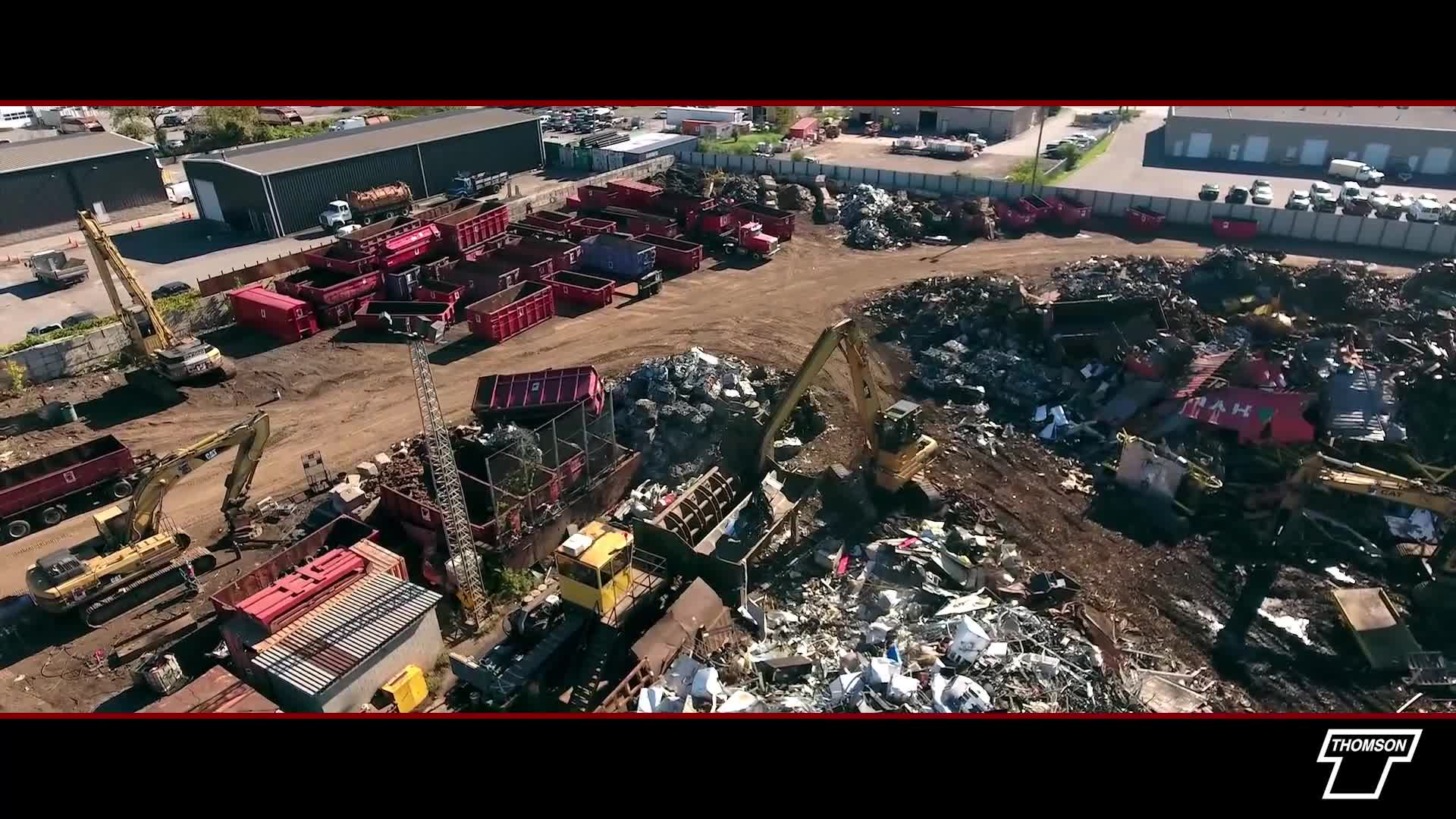 Thomson Metals & Processing - Scrap Metals - 905-681-8832