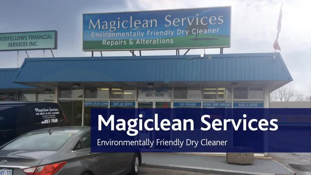 Magiclean Services Inc - Tailors - 905-937-7550