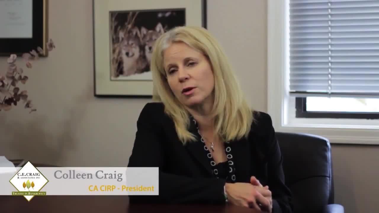 C E Craig & Associates - Licensed Insolvency Trustees - 250-386-8778
