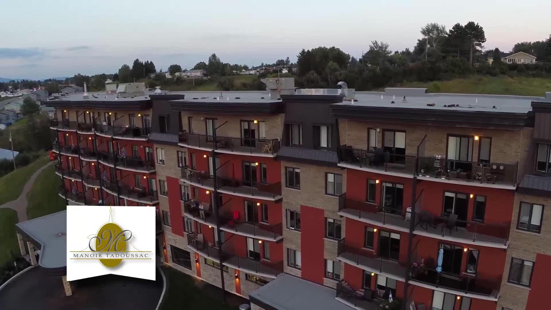 Manoir Tadoussac - Centres d'hébergement et de soins de longue durée (CHSLD) - 418-549-6333