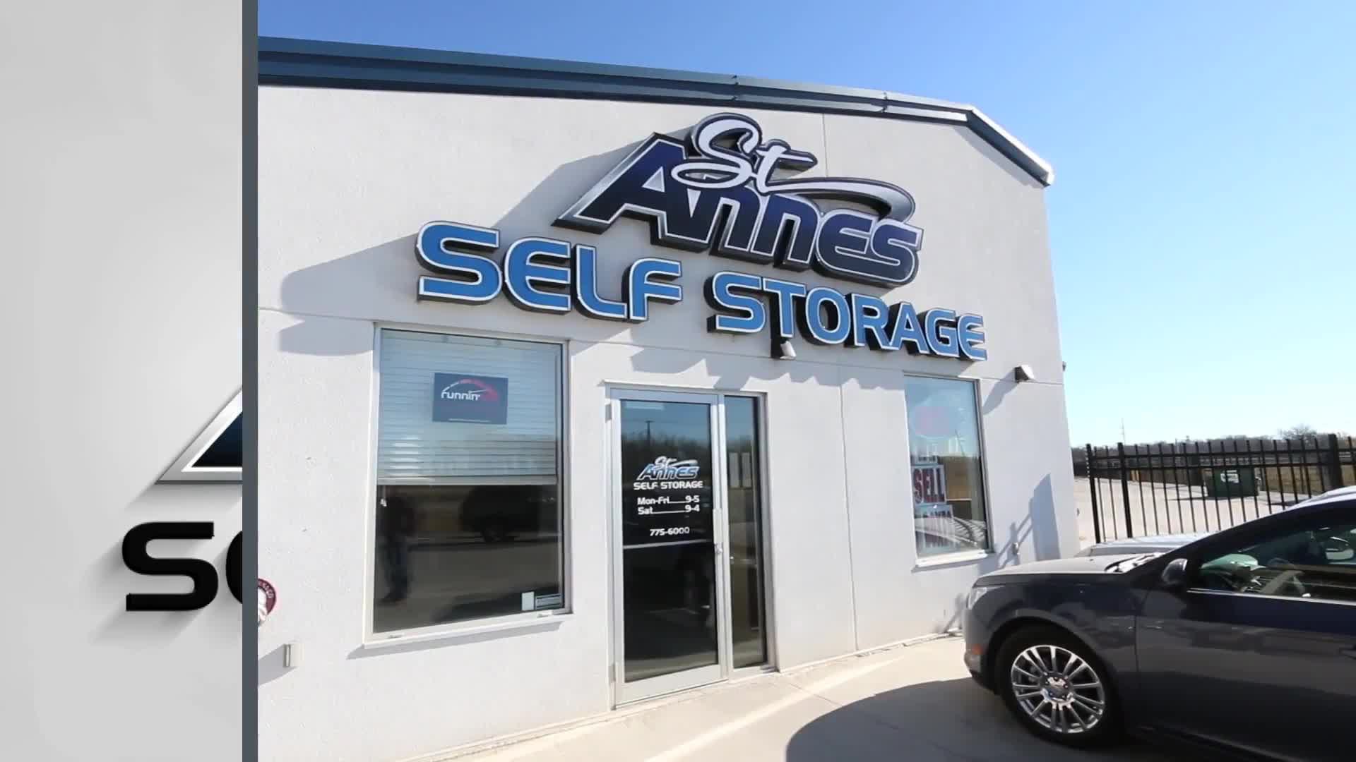 St Anne's Self Storage - Moving Services & Storage Facilities - 204-775-6000