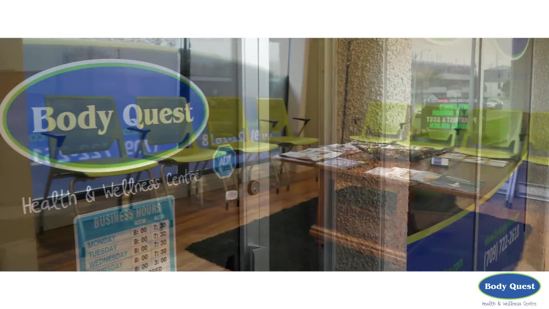 Body Quest Inc - Massage Therapists - 709-782-1118