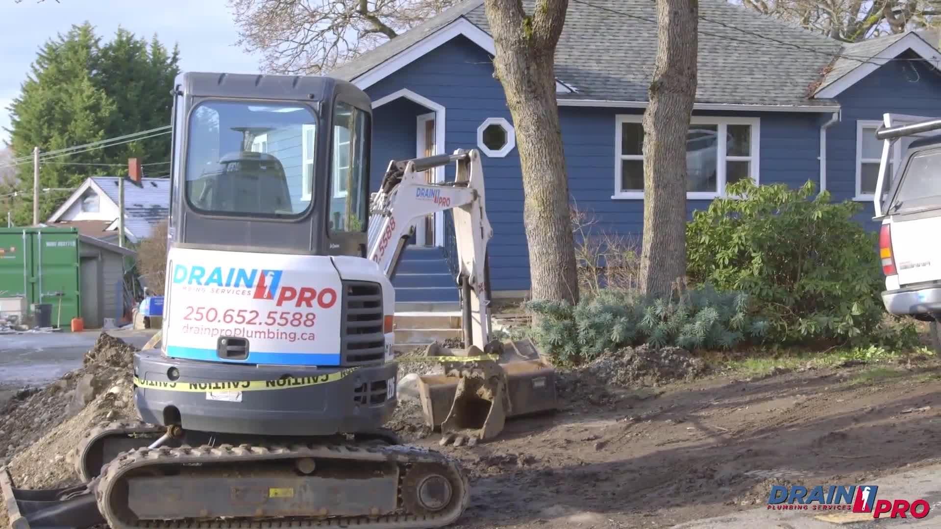 Drain Pro - Plumbers & Plumbing Contractors - 2506525588