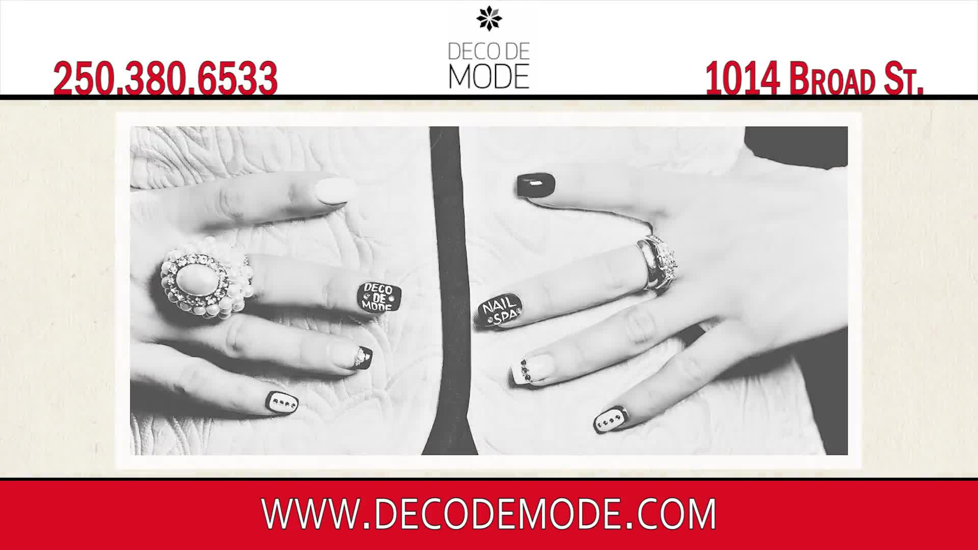 Deco De Mode Beauty Bar - Hairdressers & Beauty Salons - 250-380-6533