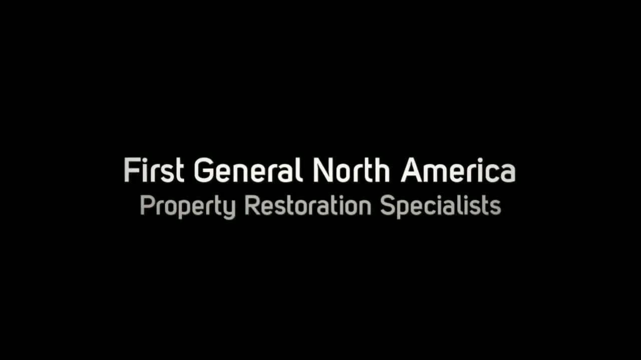 First General Services Inc - Water Damage Restoration - 780-463-4040