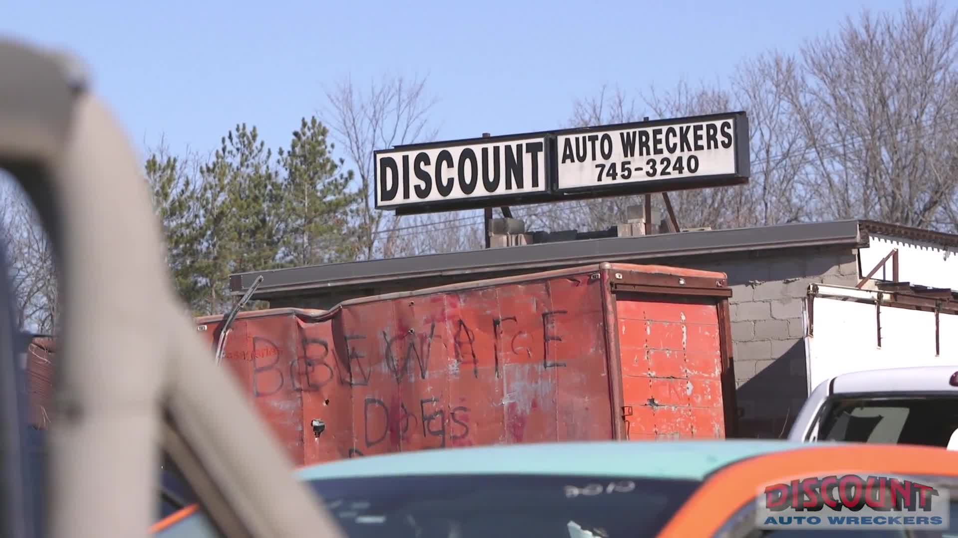 Discount Auto Wreckers - Car Wrecking & Recycling - 519-745-3240