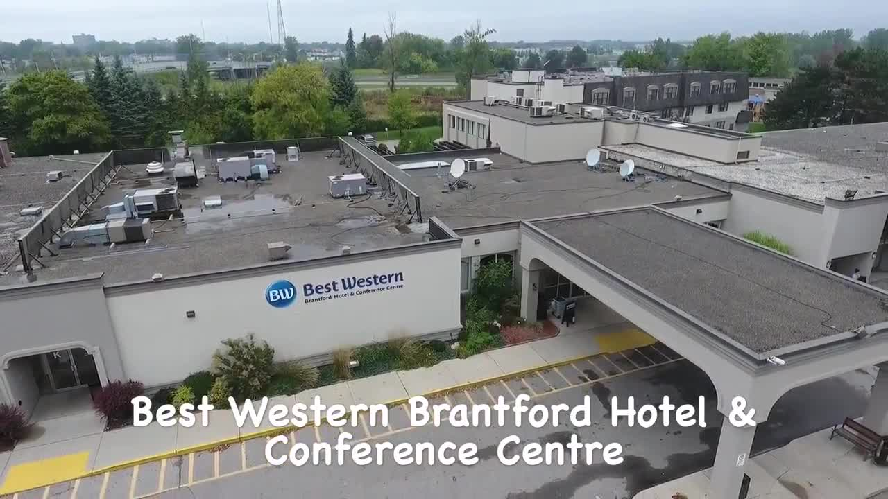 Best Western Brantford Hotel & Conference Centre - Hotels - 519-753-8651