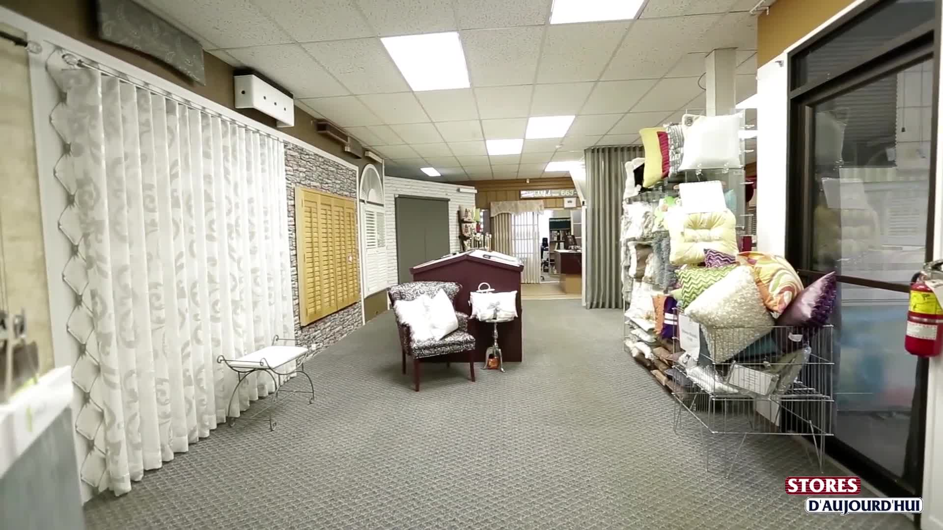 Stores D'Aujourd'Hui - Magasins de stores - 819-663-0469