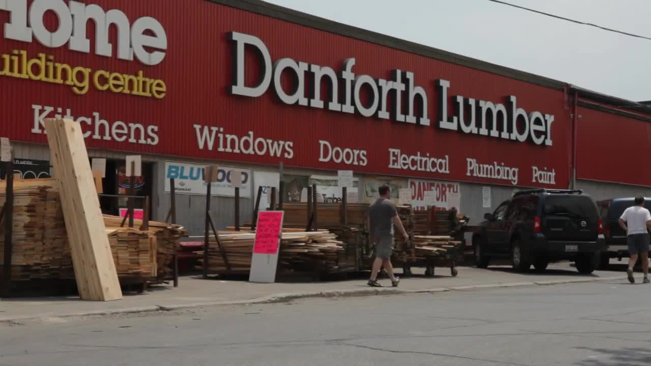 Danforth Lumber - Home Hardware - Construction Materials & Building Supplies - 416-699-9393