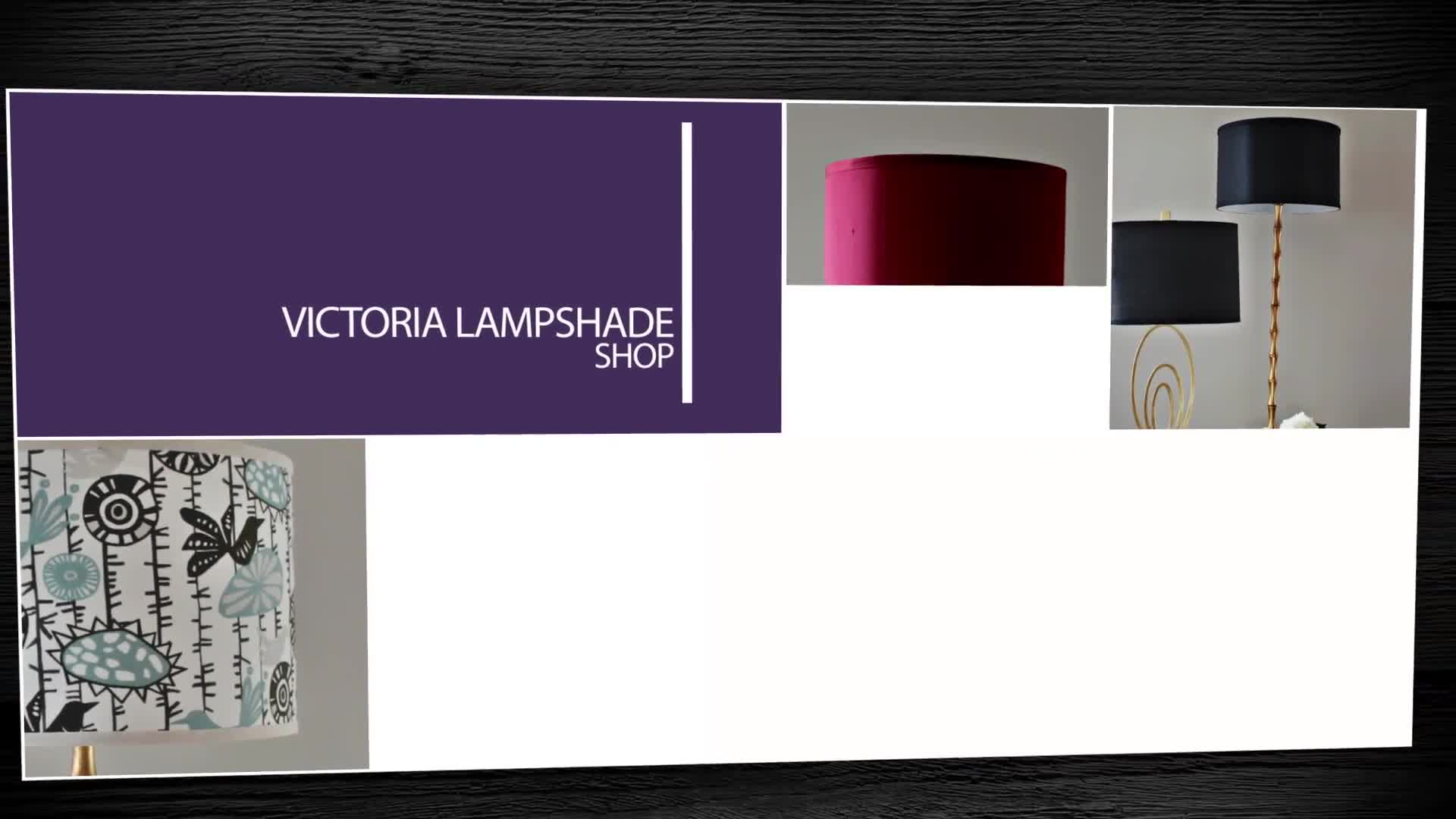 Victoria Lamp Shade Shop - Lighting Stores - 250-383-1544