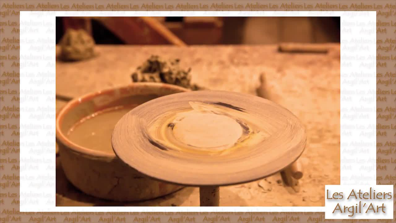 Les Ateliers Argil'Art - Écoles des beaux-arts - 514-262-1279