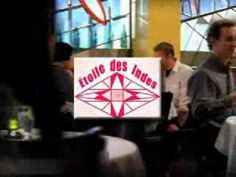 Étoile des Indes Restaurant - Vidéo 1