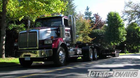 Totem Towing - Video 1