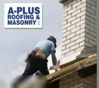 A-Plus Roofing & Masonry Ltd - Video 1