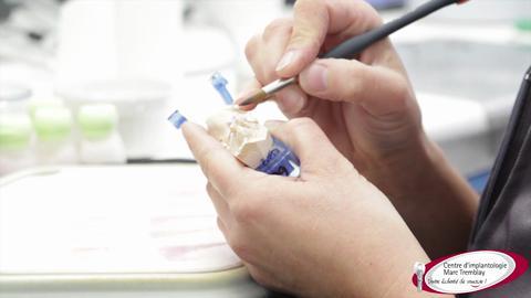 Centre D'Implantologie Marc Tremblay Inc - Vidéo 1