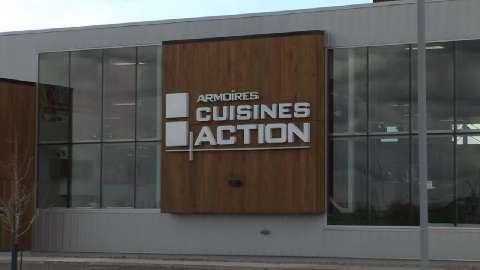 Armoires Cuisines Action - Vidéo 1