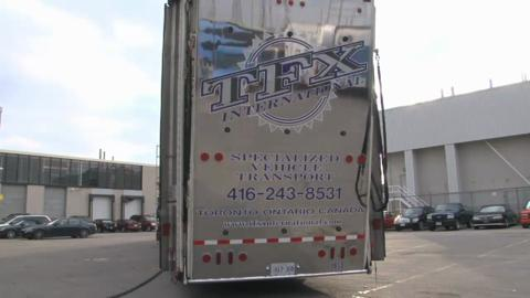 TFX International Specialized Vehicle Transport - Video 1