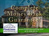 FineLines Roofing & Renovations Ltd - Roofers - 613-526-0519