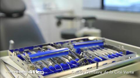 Centre Dentaire De La Cite Verte Inc - Vidéo 1