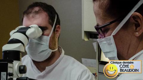 Clinique Dentaire Côté & Beaudoin - Vidéo 1