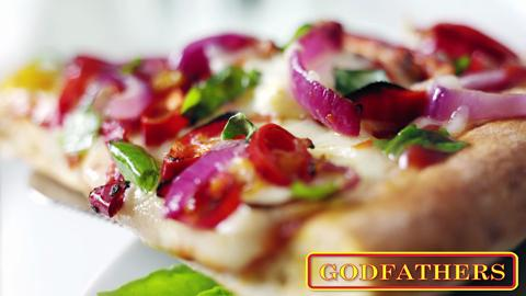 Godfathers Pizza - Video 1
