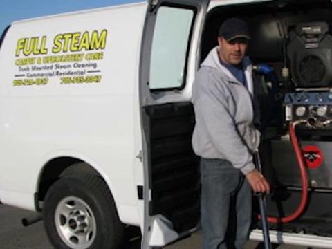 Full Steam Carpet & Upholstery Care - Video 1