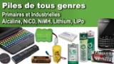 Batteries Illimitées - Détaillants de batteries - 450-375-7766