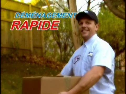 Déménagement Rapide Moving Inc - Vidéo 1