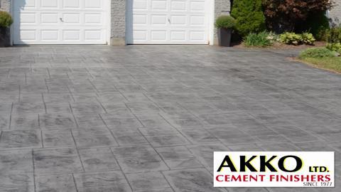 Akko Ltd Cement Finishers - Video 1