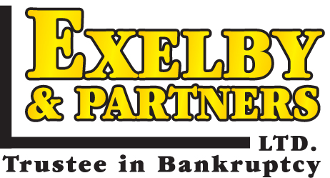 Exelby & Partners Ltd - Bankruptcy Trustees - 780-425-7000