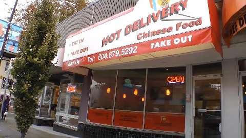 Hot Delivery Chinese Food - Video 1