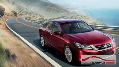 Honda De Blainville - Vidéo 1