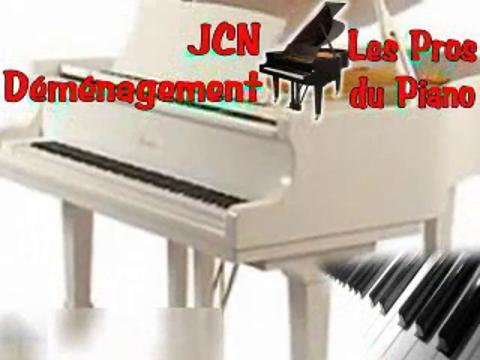Transport JCN Les Pros du Piano - Vidéo 1
