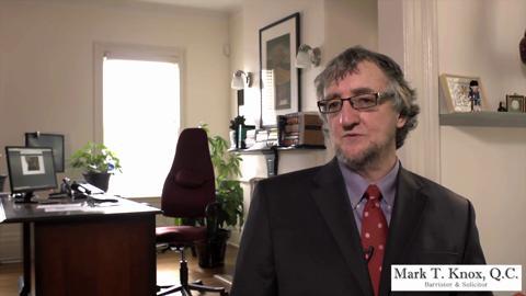 Mark Knox T QC - Video 1