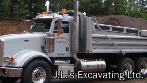 J L's Excavating Ltd - Video 1