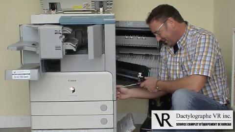Dactylographe V R Inc - Vidéo 1