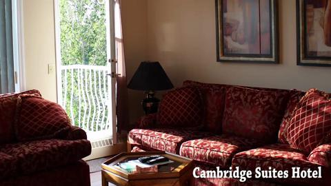 Cambridge Suites (Hotel) - Video 1