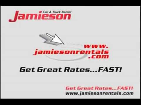 Jamieson Car and Truck Rental - Video 1