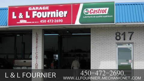 Centre LL Fournier - Vidéo 1
