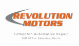 Revolution Motors - Car Repair & Service - 780-761-1800